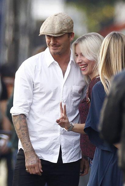 El matrimonio Beckham se ha caracterizado por ser uno de los más...