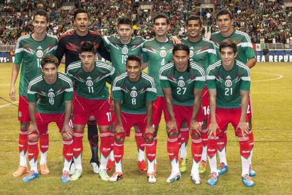 La Selección Mexicana disputó su primer partido de preparación rumbo al...