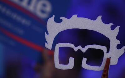 La plataforma demócrata dio un giro hacia la izquierda