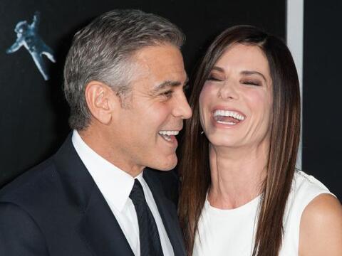 George Clooney y Sandra Bullock estan felices con el resultado de la pel...