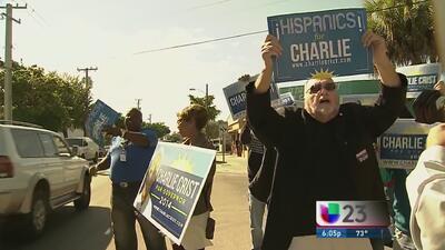 En la recta final campañas a la gobernación de Florida