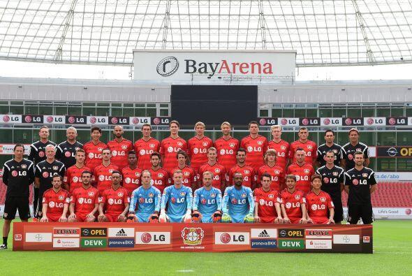 EQUIPO A SEGUIR: Bayer Leverkusen. Ocupó el cuarto sitio la campaña pasa...