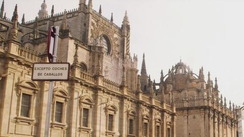 Vamos con Raúl de Molina a conocer La Catedral de Sevilla, la construcci...