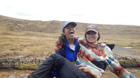 La cadena de televisión boliviana Unitel reveló una serie de fotos de la...