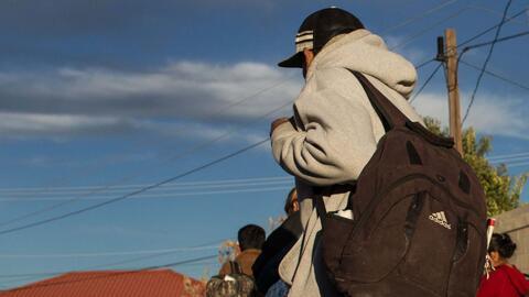 Las historias de 'Hugo' y 'Wílmer', menores de edad que buscan asilo en...