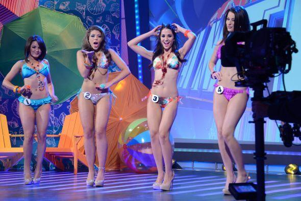 Las finalistas de Nuestra Belleza Latina hicieron un pequelo homenaje a...