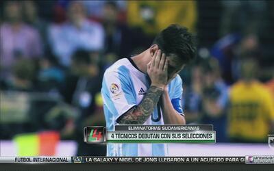 Lo que nos espera en la Jornada 7 de las Eliminatorias Sudamericanas