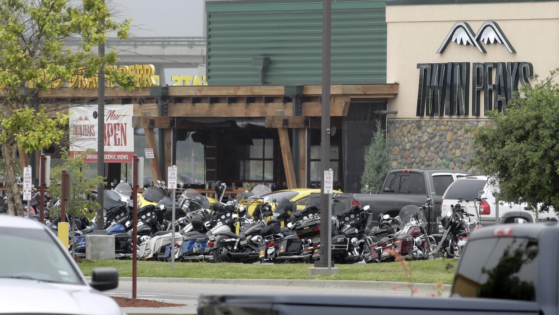 Twin Peaks, el restaurant donde ocurrió el enfrentamiento