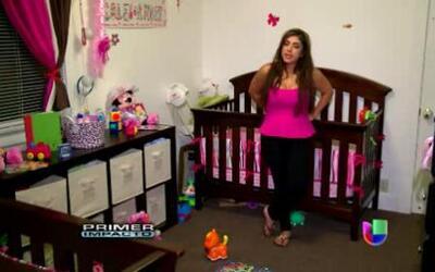 Cámara de vigilancia captó los abusos por parte de una niñera