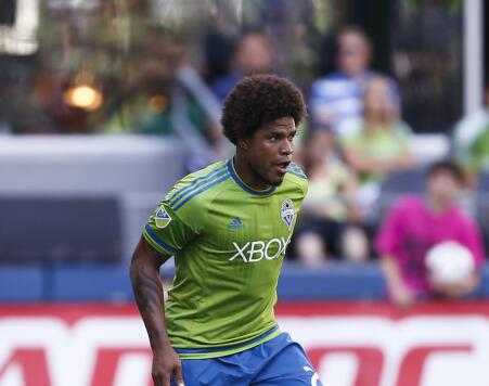 Román Torres, Seattle Sounders