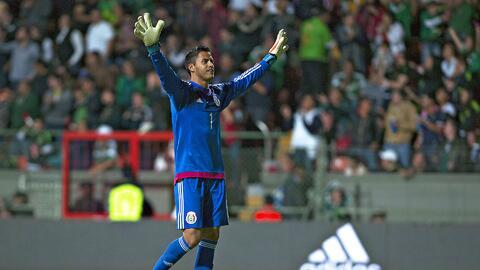 Alfredo Talavera fue el jugador del partido entre México vs. Panamá