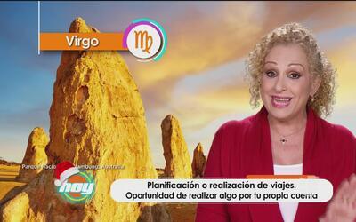 Mizada Virgo 06 de diciembre de 2016