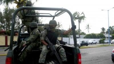 Los cárteles siguen operando en Veracruz pese a operativo policiaco y mi...