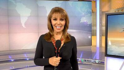 María Elena Salinas nos trae un adelanto de Aquí y Ahora del domingo 2 d...