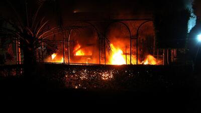 Capturan a presunto sospechoso de perpetar el ataque en Bengasi