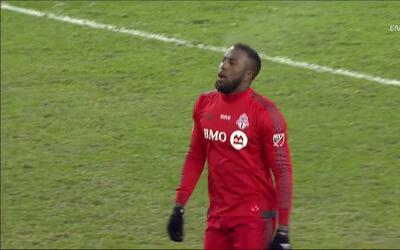 Goooolll!!! Jozy Altidore anota su penalti para el Toronto FC