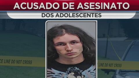 Presunto asesino de dos jóvenes de Georgia fue acusado formalmente