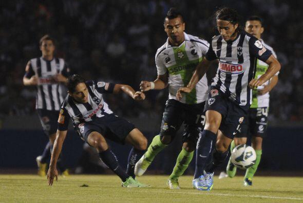 Rayados enfrentó la final de la también llamada Concachampions en el mes...
