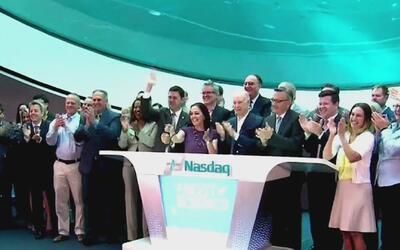 Museo de Ciencias, en Miami, abre índice bursátil Nasdaq y rinde homenaj...