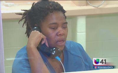 Habla desde prisión madre acusada de maltrato infantil