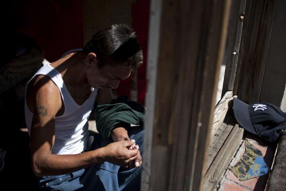 Según el gobierno en Ciudad Juárez hay más de 5,000 heroinómanos, la may...
