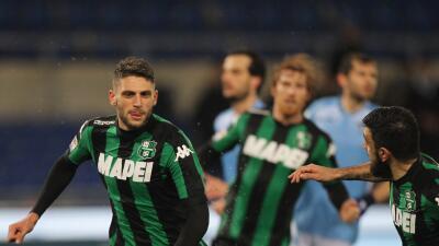 Lazio vs. Sassuolo