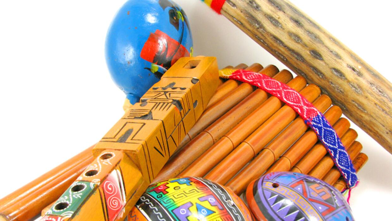 Latino instruments