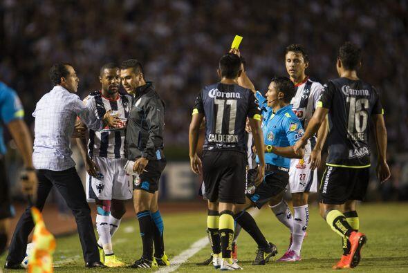 Además el Monterrey ha sabido conservar a sus once jugadores en e...