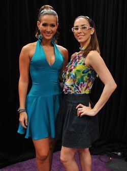 Irea y Melissa se conocen desde hace seis años y se ha convertido en la...
