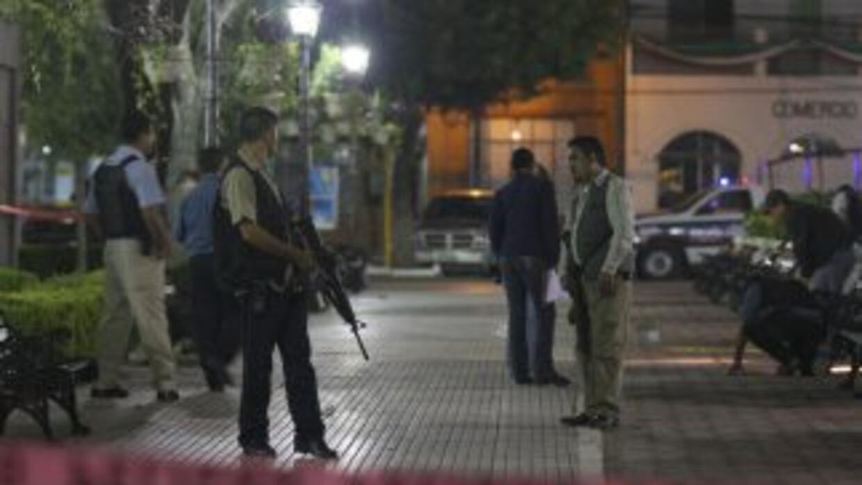 La violencia ligada al narcotráfico ha dejado más de 47 mil muertos desd...