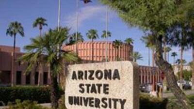 La universidad estatal de ASU