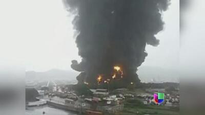 Accidente en refinería de Venezuela dejó ver fallas de seguridad
