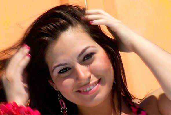 Si tú ya votaste por ella, aquí está tu recompensa, una sonrisa sin cost...
