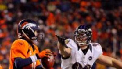Paul Kruger dejará el uniforme de Baltimore para vestir en de los Browns...