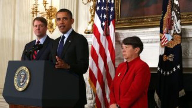 Obama destacó que el desempeño previo de ambos nominados como fiscales s...