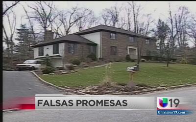 Alerta de fraude inmobiliario