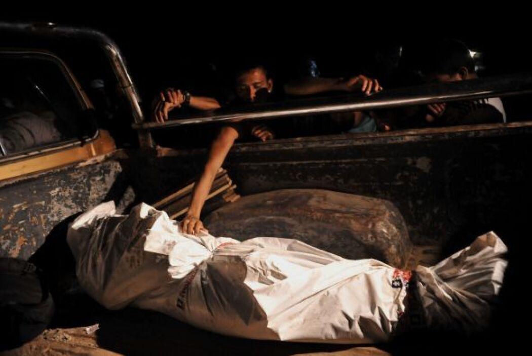 """Las tareas de rescate se han intensificado en la mina """"La Preciosa"""" dond..."""