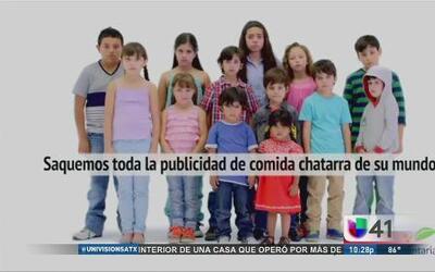 México combate la obesidad prohibiendo comerciales de comida chatarra
