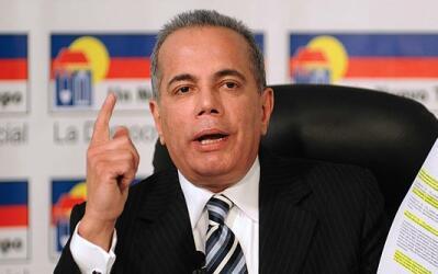 Manuel Rosales, ex candidato que se disputó la presidencia de Ven...