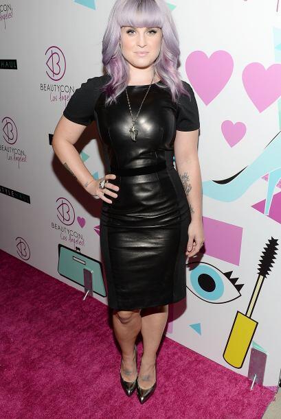 Kelly Osbourne ahora es una especalista en moda, pero tiene una buena es...