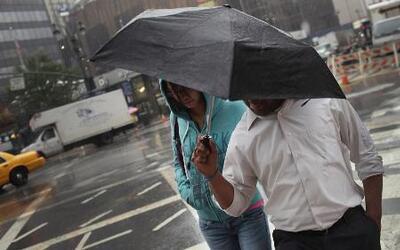 Altas temperaturas, fuertes lluvias y tornados