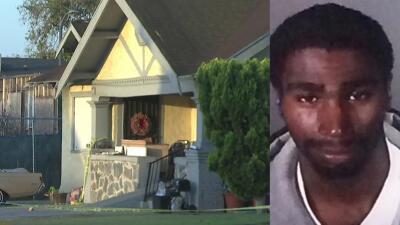 El LAPD arrestó a Lataz Gray en conexión al apuñala...