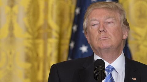 A través de Twitter, Donald Trump anuncia que no irá a la cena de corres...