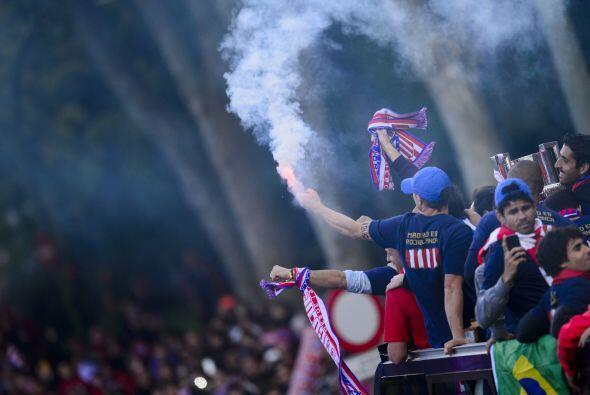 Es el tercer título que ganan bajo el mando de Diego Simeone.