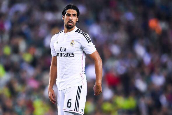 Sami Khedira: El contención de Alemania sufrió una grave lesión que le i...
