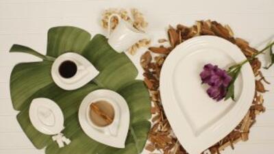 La elegante porcelana en tu cocina