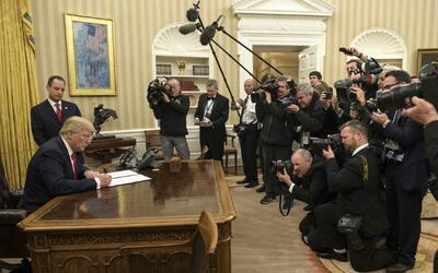 Incertidumbre por orden ejecutiva de Donald Trump dirigida a desmantelar...