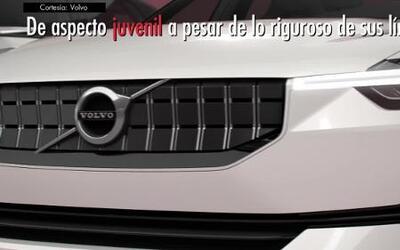 Volvo muestra el futuro de sus autos compacto