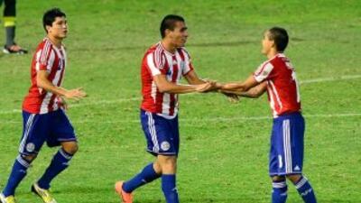 Paraguay le ganó por la mínima diferencia a Uruguay y es el líder del he...