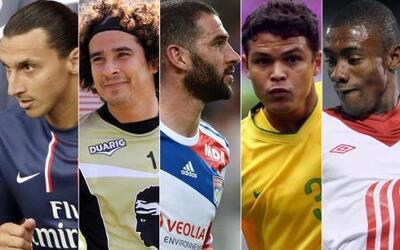 La Ligue 1 francesa inicia su temporada 2012-13 y toda su emoción te lle...